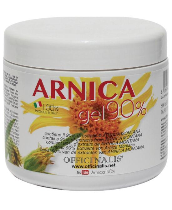 ARNICA GEL 90% 500 ML - Farmaci.me