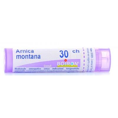 Arnica Montana 30ch Granuli - Farmaconvenienza.it