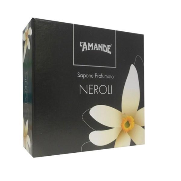 L'AMANDE Sapone Profumato Neroli Aromatique 150 Grammi - La tua farmacia online