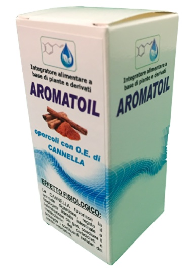 AROMATOIL CANNELLA 50 OPERCOLI - Farmabros.it