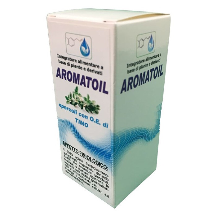 AROMATOIL TIMO 50 OPERCOLI - Farmabros.it