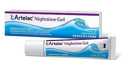 Baush & Lomb Artelac Nighttime Gel Idratante 10 g - Farmacia 33