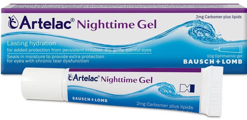 ARTELAC NIGHTTIME GEL OCULARE 10 ML - Farmacia Centrale Dr. Monteleone Adriano