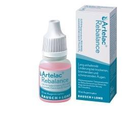Artelac Rebalance Collirio senza conservanti 10 ml - Farmalilla