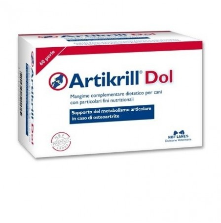 ARTIKRILL DOL CANE BLISTER 60 PERLE - Farmacia Castel del Monte