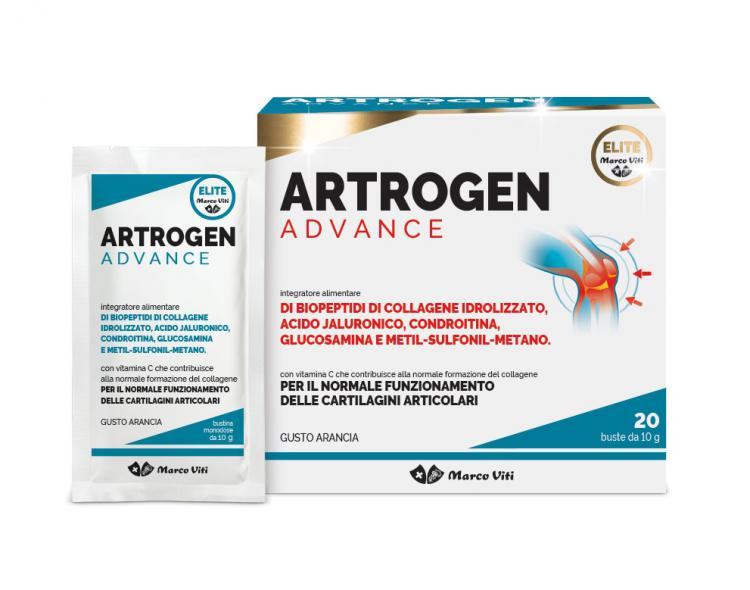 ARTROGEN ADVANCE 20 BUSTINE DA 10 G - Iltuobenessereonline.it