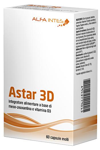 ASTAR 3D 60 CAPSULE MOLLI - Farmaci.me