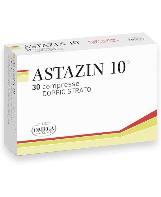 ASTAZIN10 30 COMPRESSE - Farmaci.me