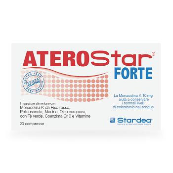 Aterostar Forte 20 cpr - Zfarmacia