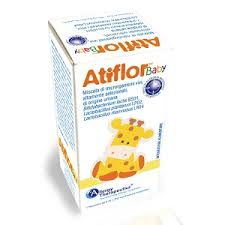 Atiflor Baby Gocce Integratore Alimentare 5ml - Farmawing