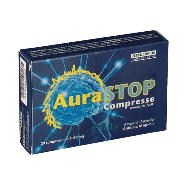 AURASTOP 20 COMPRESSE - Farmastar.it