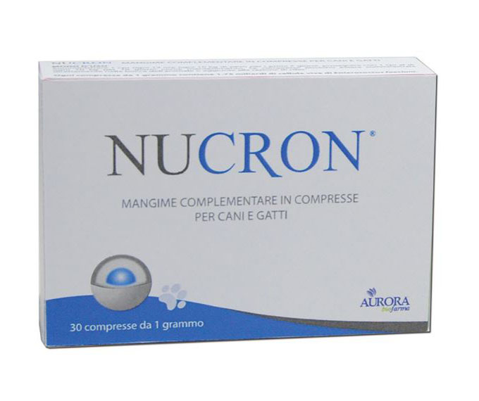 NUCRON 30 COMPRESSE - Farmafirst.it