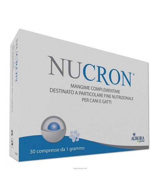 NUCRON 30 COMPRESSE - Farmaci.me