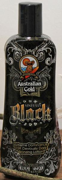 AUSTRALIAN GOLD SINFULLY BLACK 250 ML - Farmacia Centrale Dr. Monteleone Adriano