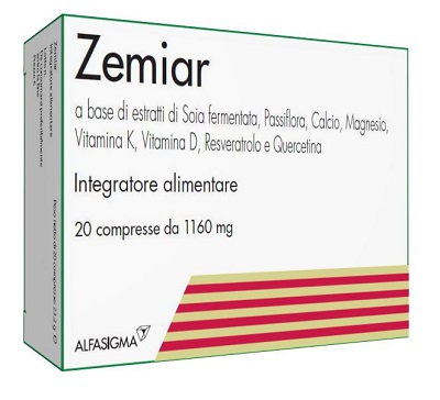 Avantgarde Zemiar Integratore Alimentare 20 Compresse - Farmafamily.it