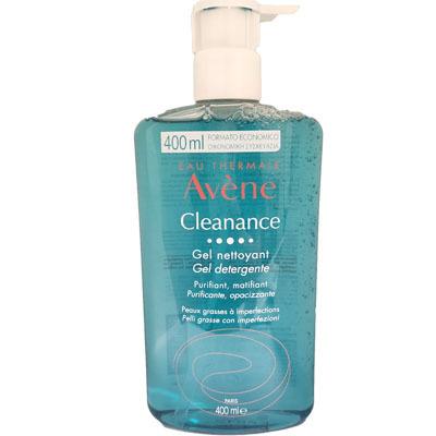 AVENE CLEANANCE GEL DETERGENTE NUOVA FORMULA 400 ML - Farmacia Massaro