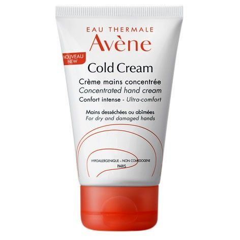Avène Cold Cream Crema Mani Concentrata Nutriente Pelli Sensibili 50 ml - Farmastar.it