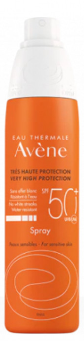 AVENE EAU THERMALE SPRAY SPF50+ 200 ML NUOVA FORMULA - Farmaci.me