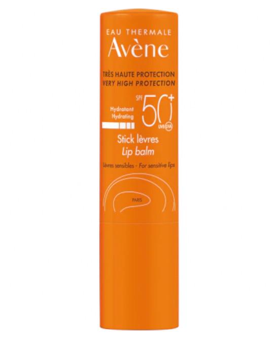 AVENE EAU THERMALE STICK LABBRA 50+ NUOVA FORMULA 3 G - Farmaci.me