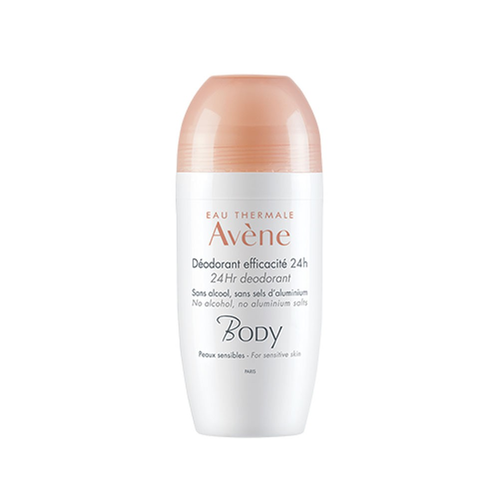 AVENE ETA BODY DEODORANTE 24H 50 ML ROLL ON - Farmaconvenienza.it