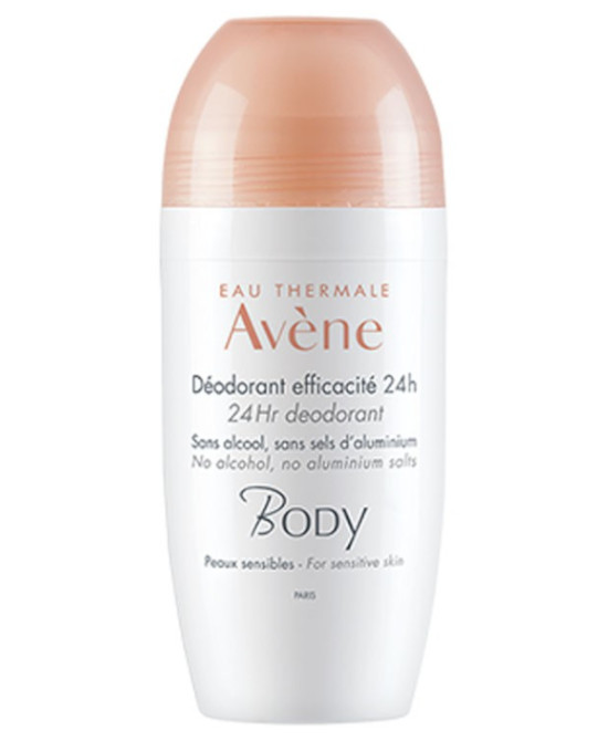 AVENE ETA BODY DEODORANTE 24H 50 ML ROLL ON - Farmaci.me