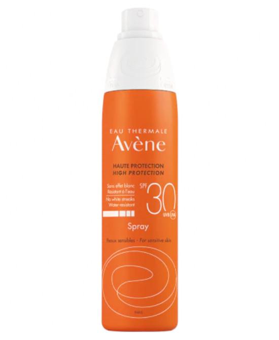 Avène Spray Solare Spf30 Pelli Sensibili 200ml - Farmaci.me