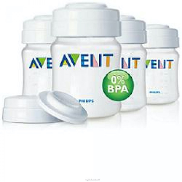 Avent Vasetto Pappa 4 Pezzi - Sempredisponibile.it