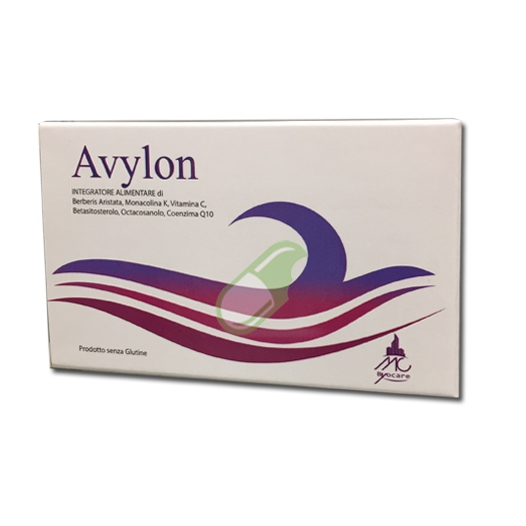 AVYLON 20 COMPRESSE - Farmacia Massaro