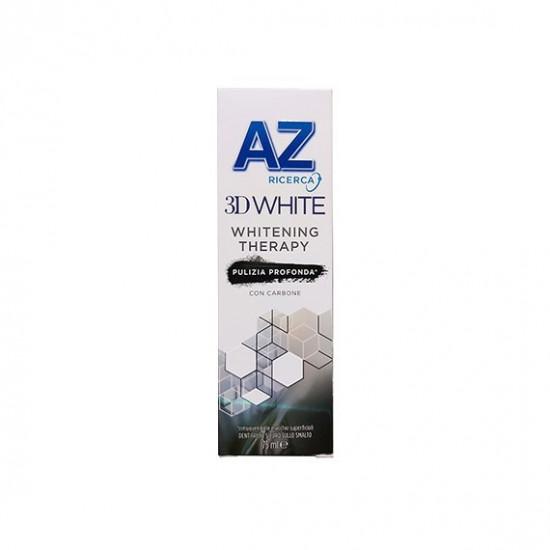 AZ 3D WHITE THER CARBONE 75ML - Farmacia Castel del Monte