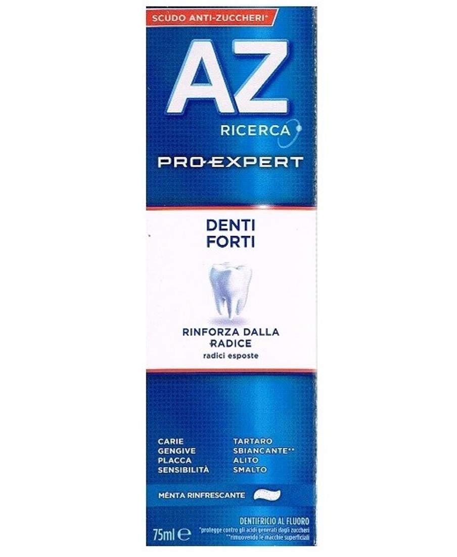 AZ PRO-EXPERT DENTI FORTI 75 ML - Farmaci.me