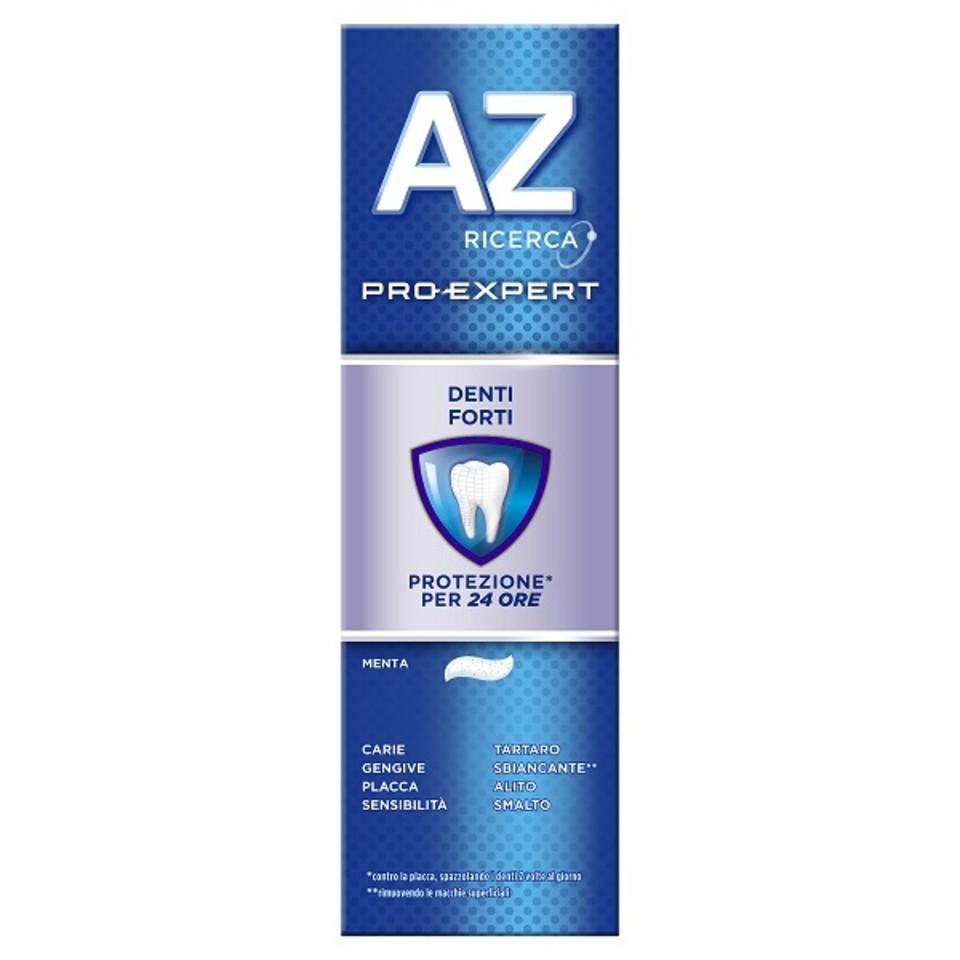 AZ PRO-EXPERT DENTI FORTI 75 ML - Farmaseller
