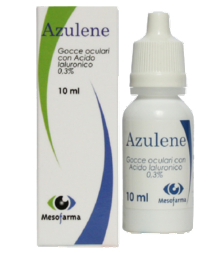 AZULENE GOCCE OCULARI 10 ML - Farmacia Centrale Dr. Monteleone Adriano