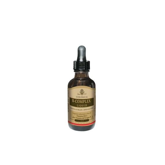 B-COMPLEX LIQUID 56 ML - Farmacia Castel del Monte