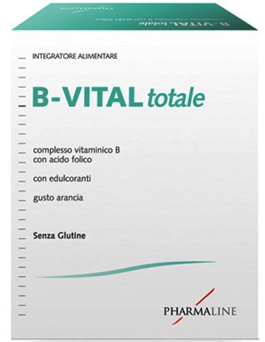 B-VITAL TOTALE 30 COMPRESSE RIVESTITE DA 500 MG - Farmacia Centrale Dr. Monteleone Adriano