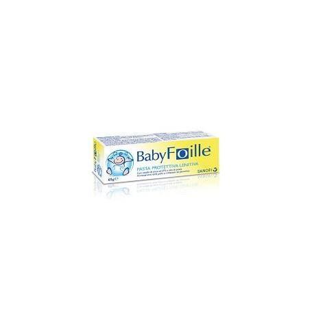 BABY FOILLE PASTA PROTEZIONE LENITIVA 65G - Iltuobenessereonline.it