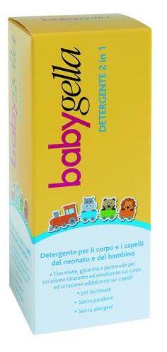 BABYGELLA DETERGENTE 2 IN 1 150ML - Farmacia33