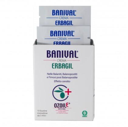 BANIVAL CREMA 10 BUSTINE DA 3 ML - Farmafamily.it