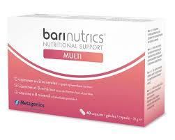 BARINUTRICS MULTI 60 CAPSULE - FarmaHub.it