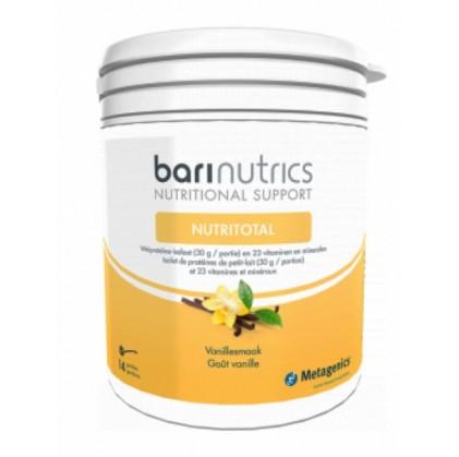 BARINUTRICS NUTRITOTAL V2 14 PORZIONI - Parafarmacia la Fattoria della Salute S.n.c. di Delfini Dott.ssa Giulia e Marra Dott.ssa Michela