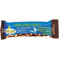 BARRETTA PROTEICA NOCCIOLA 40 G 1 PEZZO - Farmajoy