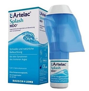 Baush & Lomb Artelac Splash Multidose MDSC Collirio 1 Flacone 10 ml - Farmacia 33