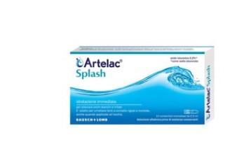 ARTELAC SPLASH GOCCE OCULARI 10 FLACONCINI MONODOSE 0,5 ML - Farmacia 33