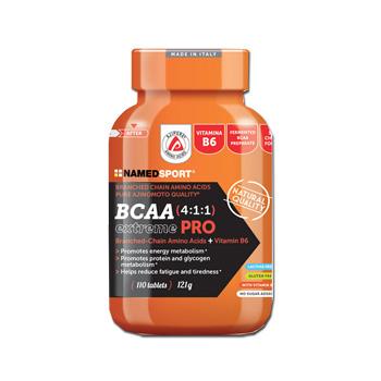 BCAA 4:1:1 Extremepro 110 Compresse - Farmalilla