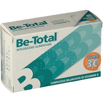 BeTotal Integratore Di Vitamine 40 Compresse Promo - Zfarmacia
