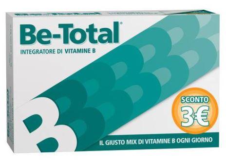 Be-Total Plus Integratore Di Vitamine 40 Compresse Promo - Farmacia 33