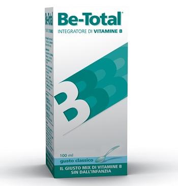 Be-Total Sciroppo Classico 100 ml - Farmalilla