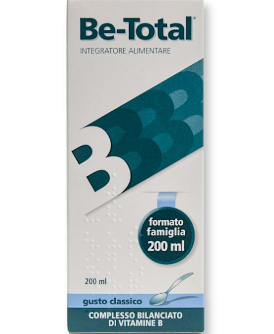 BETOTAL Sciroppo Classico Integratore 200ml - Farmaci.me