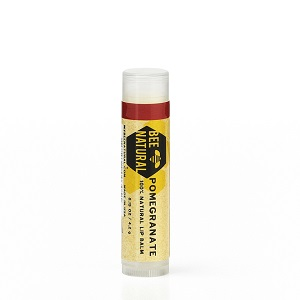 BEE NATURAL LIP BALM POMEGRANATE - DrStebe
