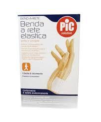 BENDA A RETE TUBOLARE PIC CALIBRO 1 POLSO/CAVIGLIA 3M - Farmawing