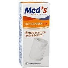 BENDA AUTOADESIVA SUSTINEA MEDS 400X10CM - FarmaHub.it